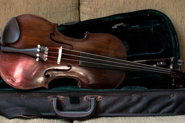 Violino Luthier Jonas Caldas