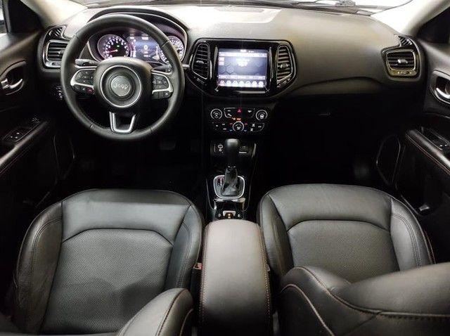 Jeep Compass 2.0 16v Flex  Limited Automático - Foto 6
