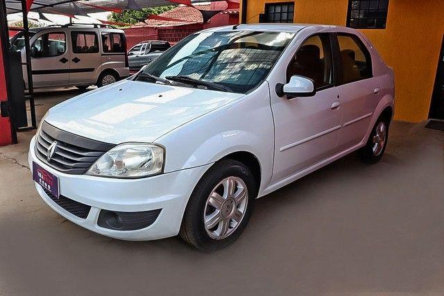 Renault Logan Expression 1.6 Branco - Foto 4