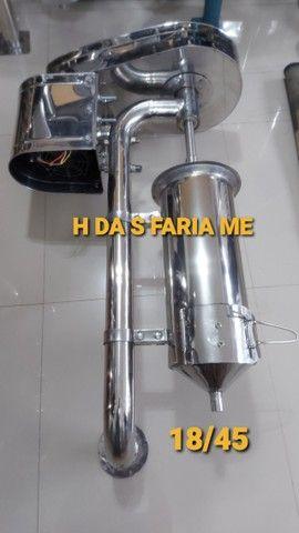 Empresa H Da S Faria. Maquinas de Juçara Açaí. - Foto 3