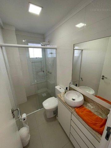 Mobiliado - Apartamento 02 dormitórios com suíte - Centro de Torres/RS  - Foto 7