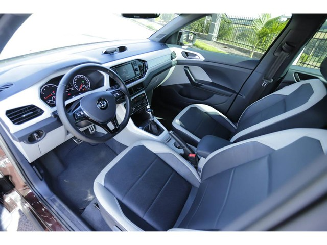 Volkswagen T-Cross HIGHLINE 1.4 TSI FLEX AUT. - Foto 7