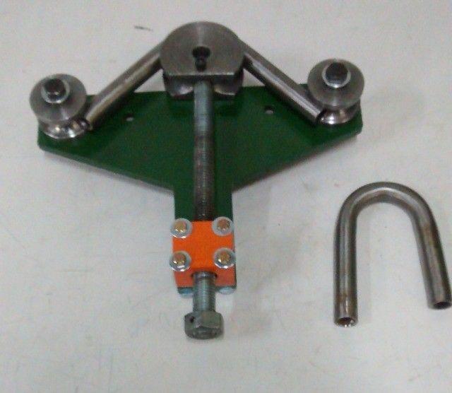 Cuvadora para tubos manual - Foto 5