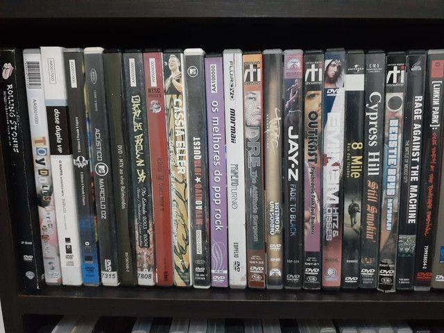 DVD's Musicais Originais (Acervo de Colecionador) - Foto 2