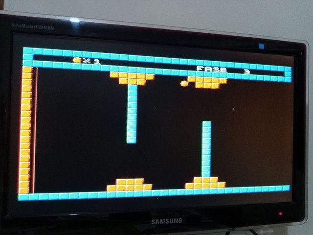 Master System<br>Jogos na memória. Evolution blue Tetoy. - Foto 3