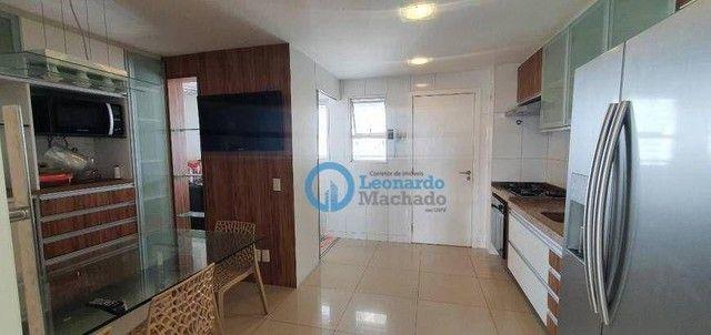 Apartamento à venda, 148 m² por R$ 1.270.000,00 - Guararapes - Fortaleza/CE - Foto 9