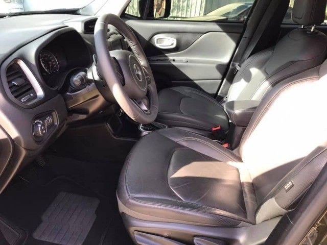 Jeep Renegade Limited 1.8 flex automático 2020 - Foto 10