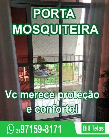 Tela de Mosquiteira proteção para o seu lar