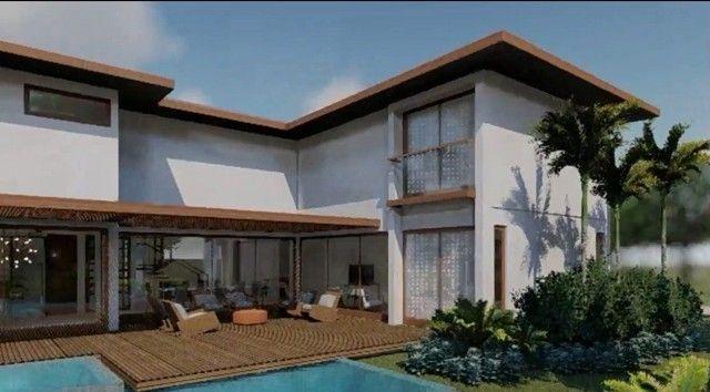 Lindíssima casa com 6 suítes em condomínio Fechado Praia do Forte BA - Foto 7