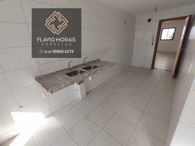 Apartamento 118 metros com vista mar no Meireles - Fortaleza - Ceará. - Foto 9