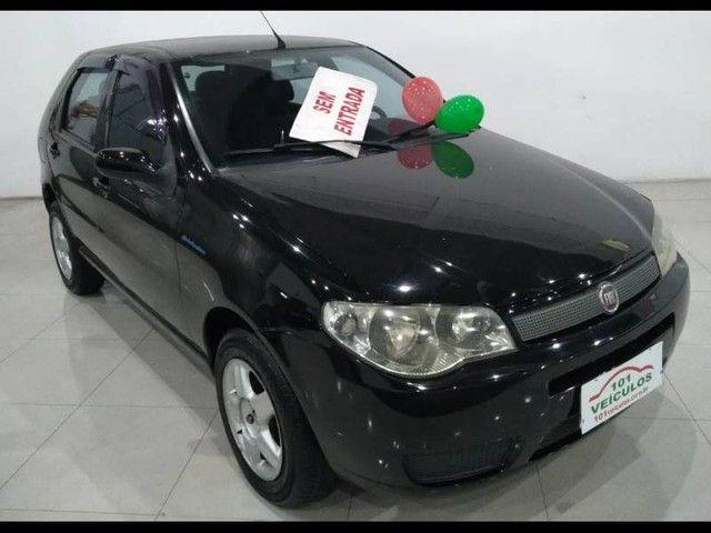 Fiat Palio Economy Fire 1.0 8V (Flex) 4p  1.0  - Foto 2