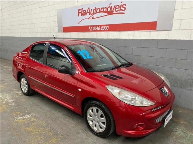 207 passion 1.4 XR completo 2012