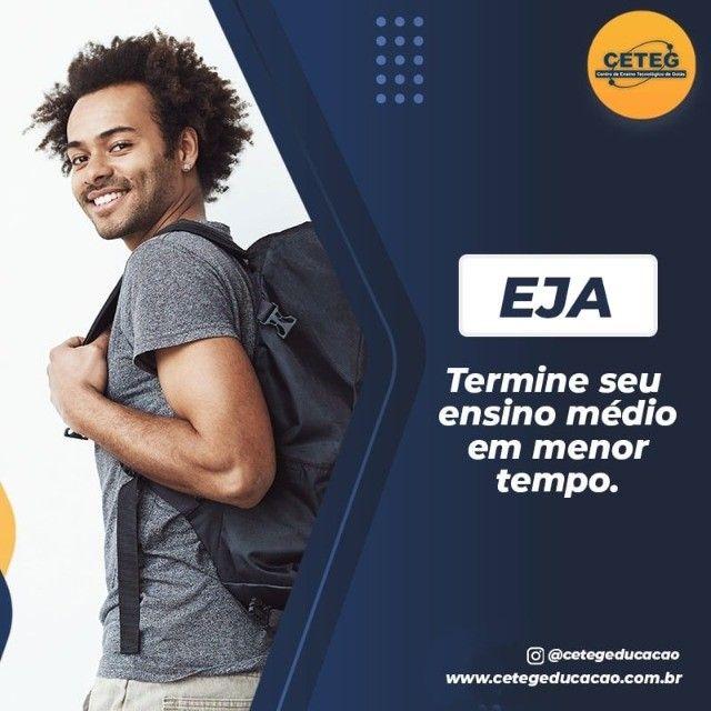 Ceteg - Eja - Educação de Jovens e Adultos  - Supletivo - Foto 4