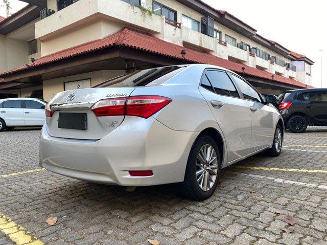 Toyota Corolla XEI Blindado 2017 baixa km! Raridade! - Foto 5