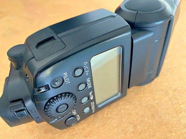 Flash Canon 580 EX II  - Foto 2