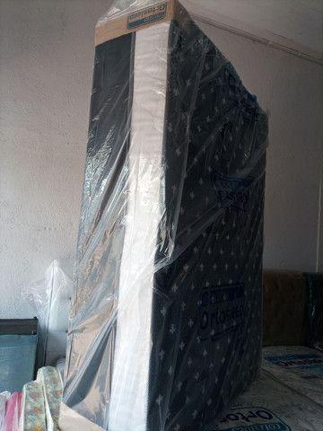 Cama box selada de 10 cm