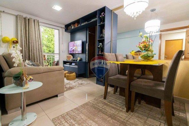 Apartamento com 2 dormitórios à venda- Tarumã - Manaus/AM - Foto 2