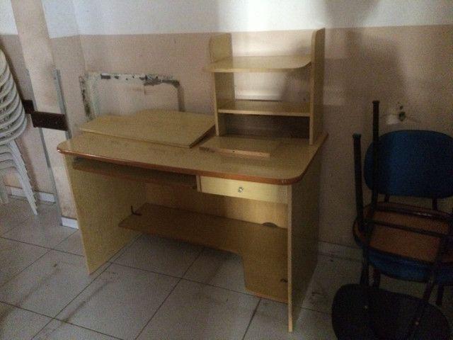 Uma mesa para escritório ótimo preço  - Foto 5