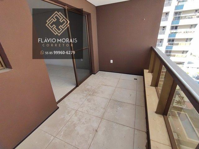 Apartamento 118 metros com vista mar no Meireles - Fortaleza - Ceará. - Foto 5