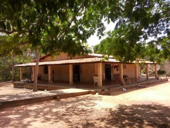 Sítio na Zona Rural de Timon a 12km de Teresina – Casa de 04 Suítes com Piscina