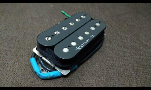 Captador Seymour Duncan Jazz Model Braço Sh-2n