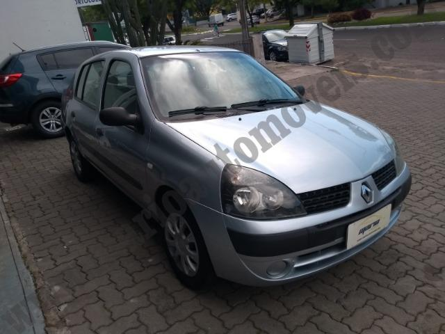 Renault Clio 1.0 Authentique Sedan 16V Gasolina 4P Manual - Foto 4