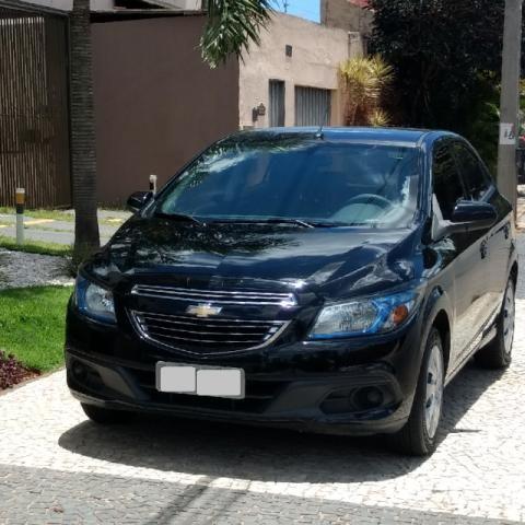 Gm - Chevrolet Onix 1.4 LT Flex 8V 2013 (C/ My Link)