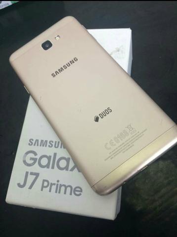 J7 prime Gold 32gb