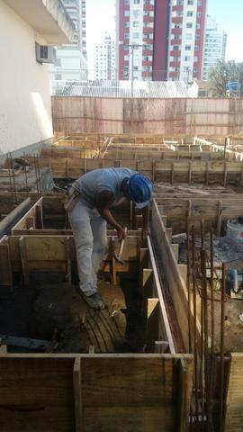 Trabalho de carpinteiro
