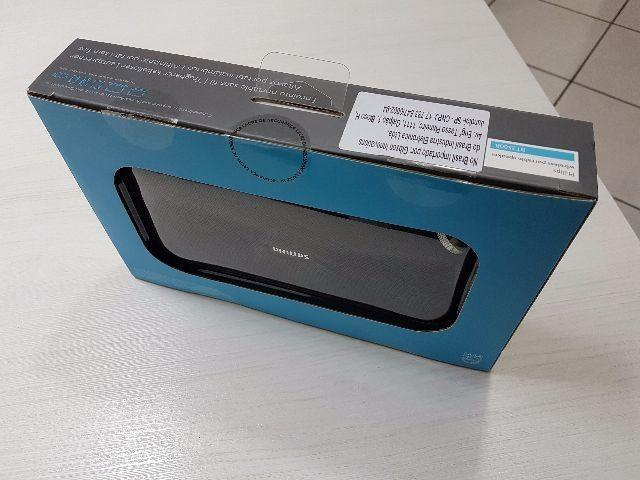 Caixa de Som Philips com Bluetooth