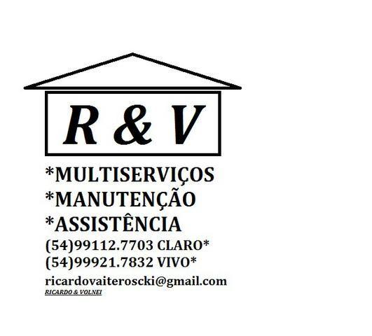Serviços Em Geral-Residencial-Apartamento-Condomínio-Empresa. Somente Em Passo Fundo
