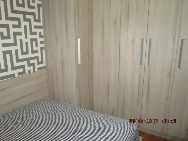 Excelente Apartamento duplex 3 quartos com armários, espaço gourmet e piscina - Foto 15