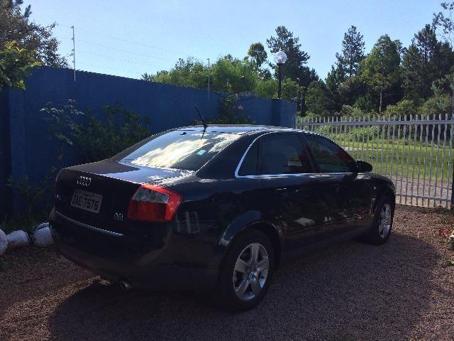 Audi A4 3.0 V6 Quattro