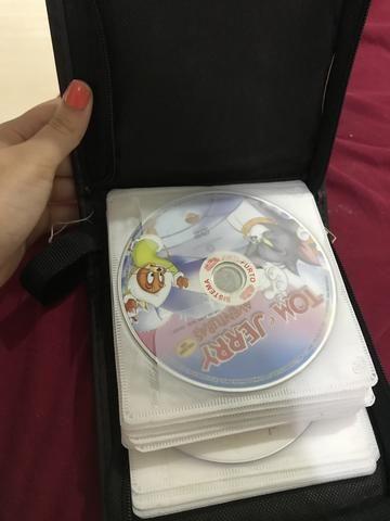 Case dvds infantis