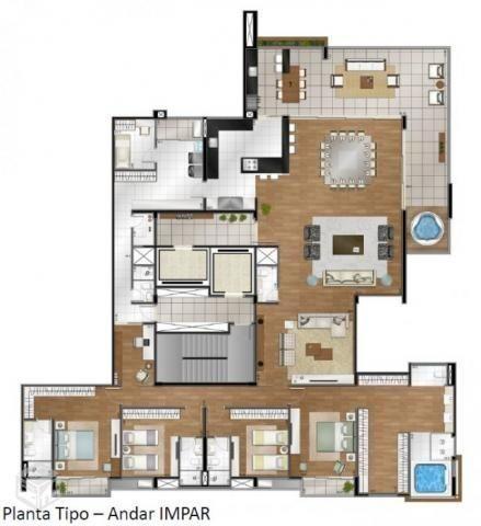 O Apartamento mais luxuoso de Taubate - Traga sua proposta - Supreme Residence - Foto 3