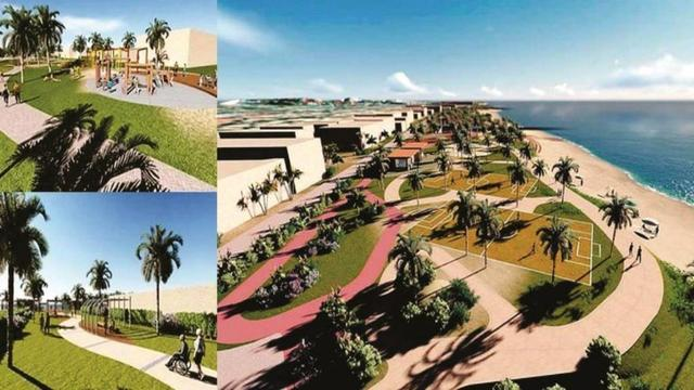 Vendo linda casa 4 quartos no Marisol, Praia do Flamengo, Salvador, Bahia - Foto 11