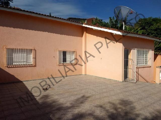 REF 157 Casa toda em laje, 3 dormitórios, garagem, pertinho do centro, Imobiliária Paletó - Foto 16