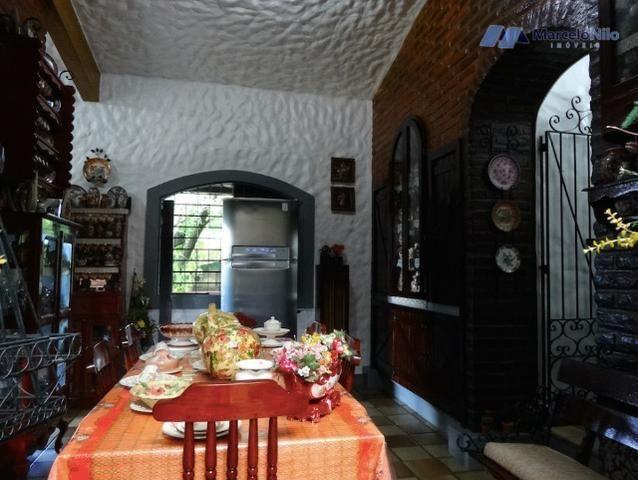 Excelente casa sem detalhes em Olinda com piscina . Troca em 2 apartamentos - Foto 12