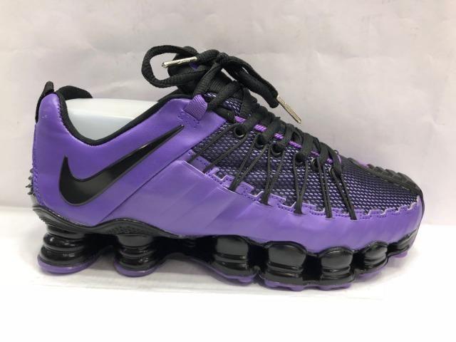 Tênis Nike shox 12 molas original homem mulher - Roupas e calçados ... ceb8ae3ec