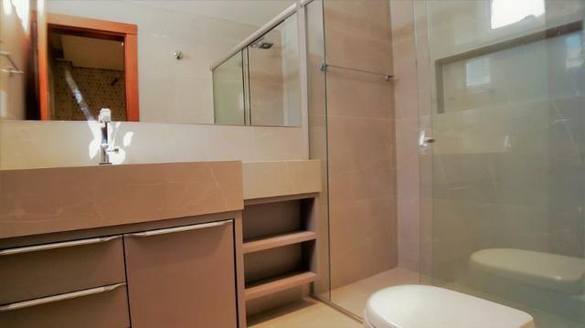 Sobrado 4 Suítes + Escritório, 351 m², semi mobiliado, c/ lazer na 404 Sul - Alto Padrão - Foto 11