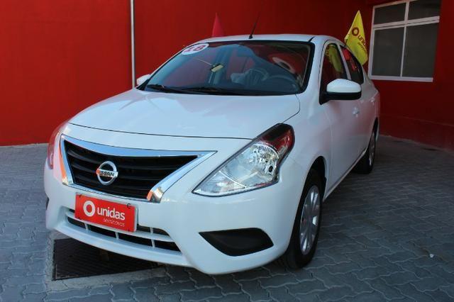Nissan Versa 1.0 Conforto mec 17/18 (