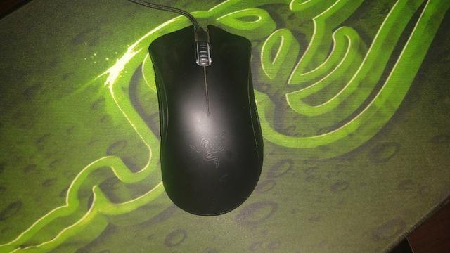 Razer Deathadder 2013 + mouse bunge rgb