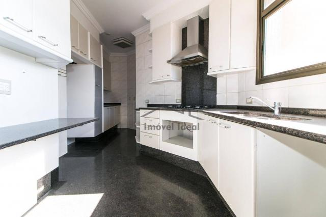 Cobertura com 4 dormitórios à venda, 564 m² por R$ 2.300.000 - Alto da Glória - Curitiba/P - Foto 11