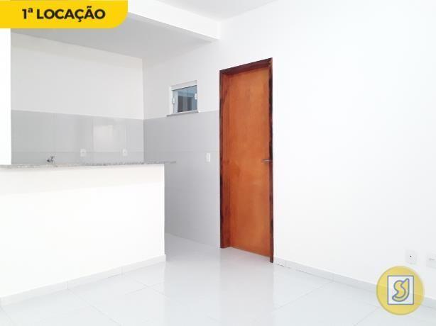 Apartamento para alugar com 1 dormitórios em Cidade dos funcionários, Fortaleza cod:50389 - Foto 3