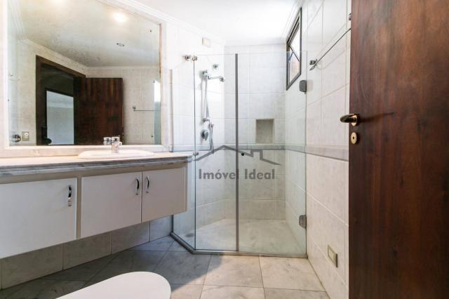 Cobertura com 4 dormitórios à venda, 564 m² por R$ 2.300.000 - Alto da Glória - Curitiba/P - Foto 19