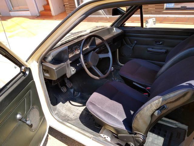 VW Gol BX 1985/86 restaurado - Foto 11