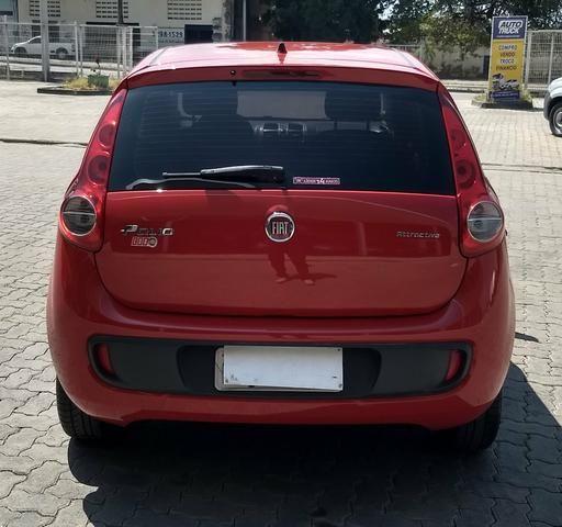 Fiat Palio 1.0 attractive ano 2017 - Foto 6
