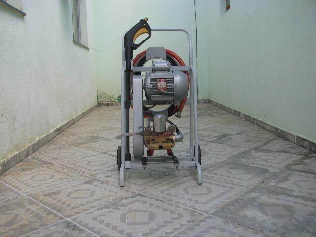 Bomba de Lavar de Alta Pressão - Foto 3