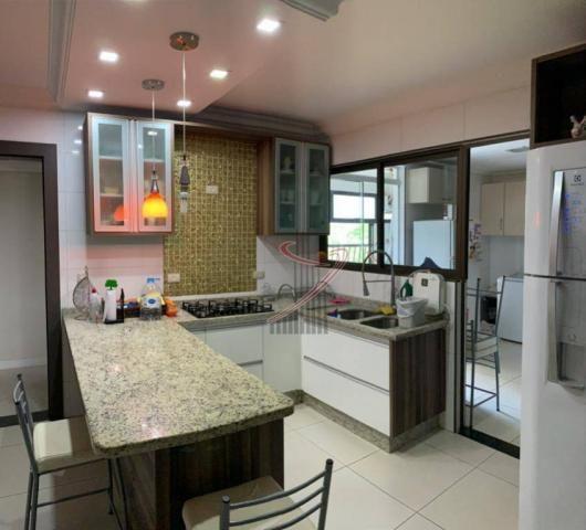 Apartamento com 4 dormitórios à venda, 216 m² por R$ 970.000,00 - Parque Monjolo - Foz do  - Foto 10