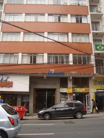 Apartamento com 2 dormitórios para alugar, 70 m² por R$ 600,00/mês - Centro - Curitiba/PR - Foto 2